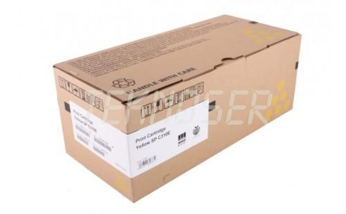 Infotec 406335 Yellow Toner (Standard Capacity)