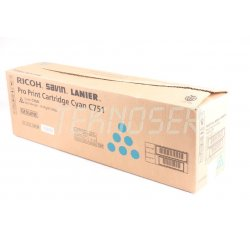 Savin MP 2554 Cyan Toner Cartridge