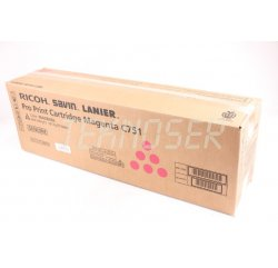 Savin Pro C651 Magenta Toner Cartridge