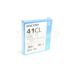 Infotec 405766 Cyan Toner Cartridge