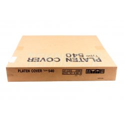 Nashuatec 208976 Type 540 Platen Cover